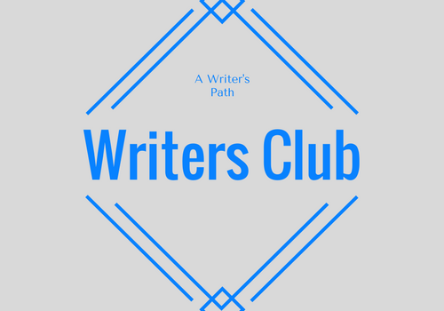 A Writer's Path Writers Club–Opportunity for Writers