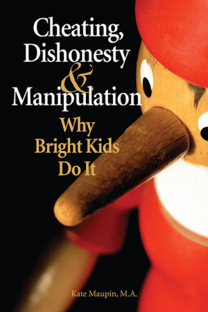 cover image for Cheating, Dishonesty & Manipulation: Why Bright Kids Do It